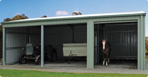 Dividing Walls | Superior Sheds