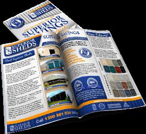 Superior Sheds Catalogue