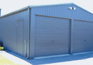 John Backer – Broome' | Superior Sheds