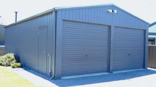 in commerical industrial sheds and workshop sheds in perth contact us