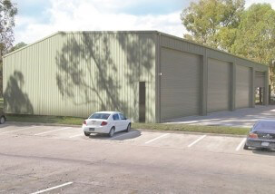 Industrial & Commercial' | Superior Sheds