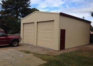 Rod & Gail Baker (Lancelin)' | Superior Sheds